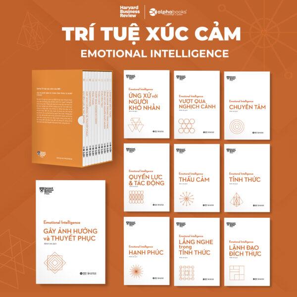HBR Emotional Intelligence - Trí Tuệ Xúc Cảm