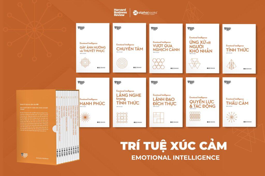 HBR Emotion Intelligence - Trí Tuệ Xúc Cảm