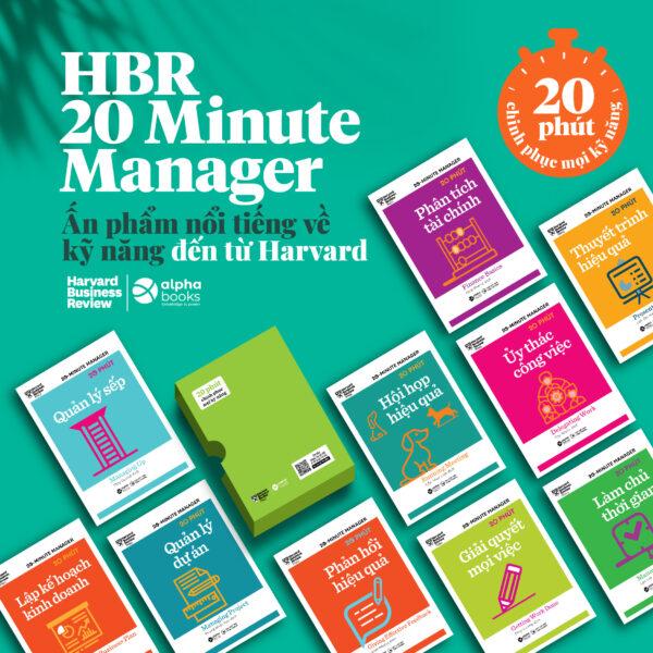 HBR - 20 Minute Manager (ảnh vuông)