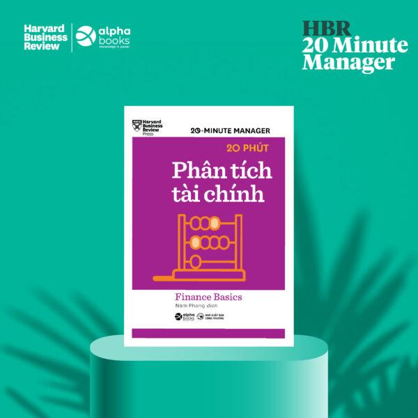 HBR - 20 Minute Manager - 20 Phút Phân Tích Tài Chính