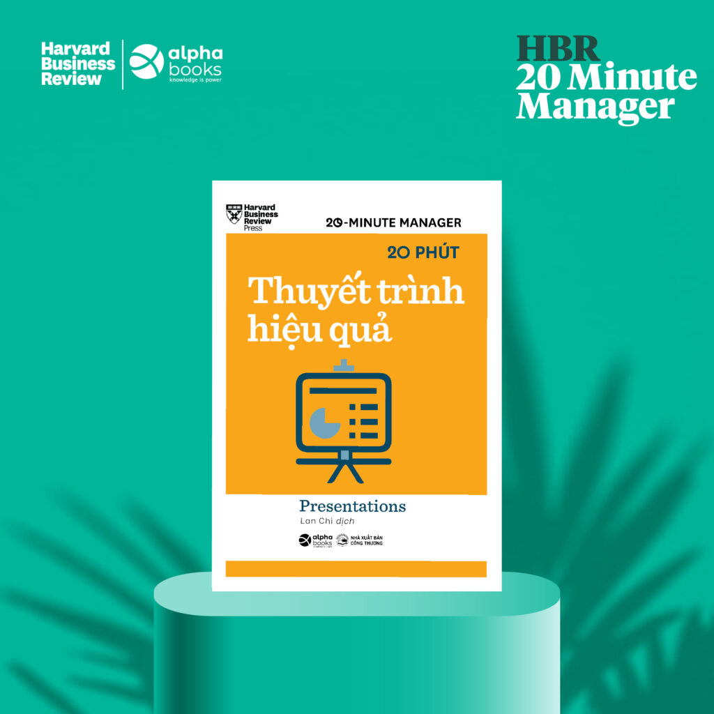 HBR - 20 Minute Manager - 20 Phút Thuyết Trình Hiệu Quả