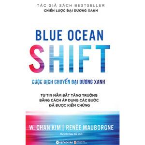 HBR - Blue Ocean Shift - Cuộc dịch chuyển đại dương xanh