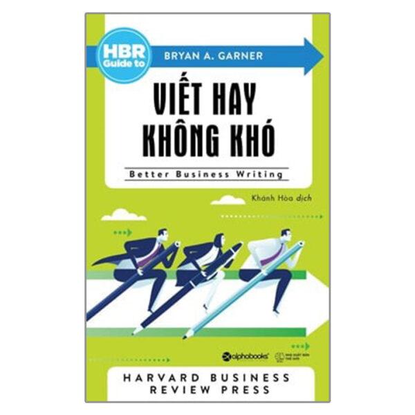 HBR OnPoint - Viết Hay Không Khó
