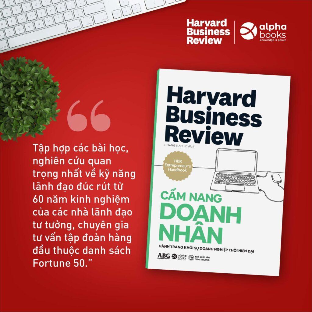 HBR Handbook - Cẩm Nang Doanh Nhân
