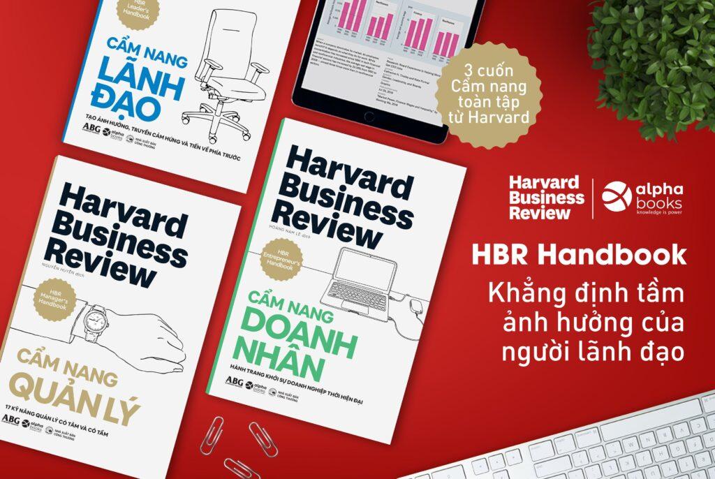HBR Handbook - Cẩm nang kinh doanh toàn tập