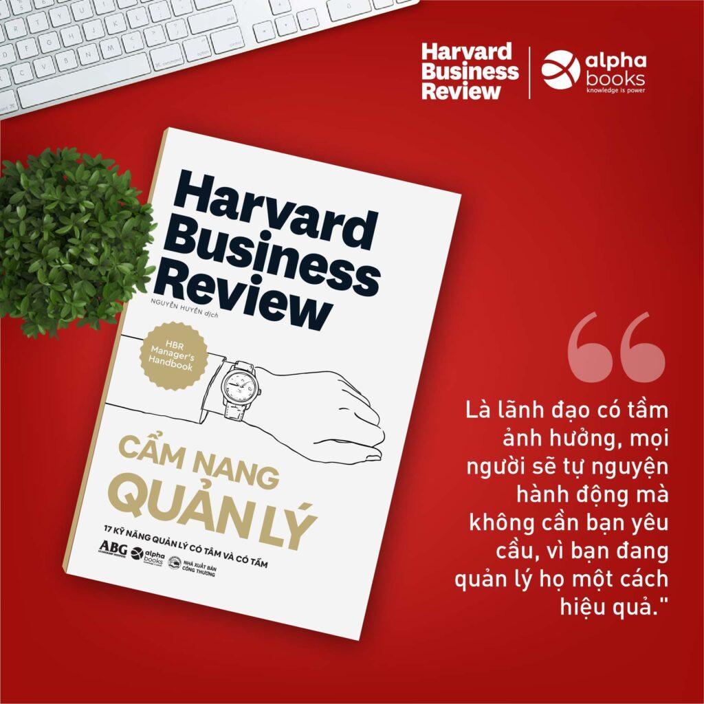 HBR Handbook - Cẩm Nang Quản Lý