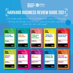 Combo HBR Guide 2021 - Bí kíp kinh doanh từ Harvard