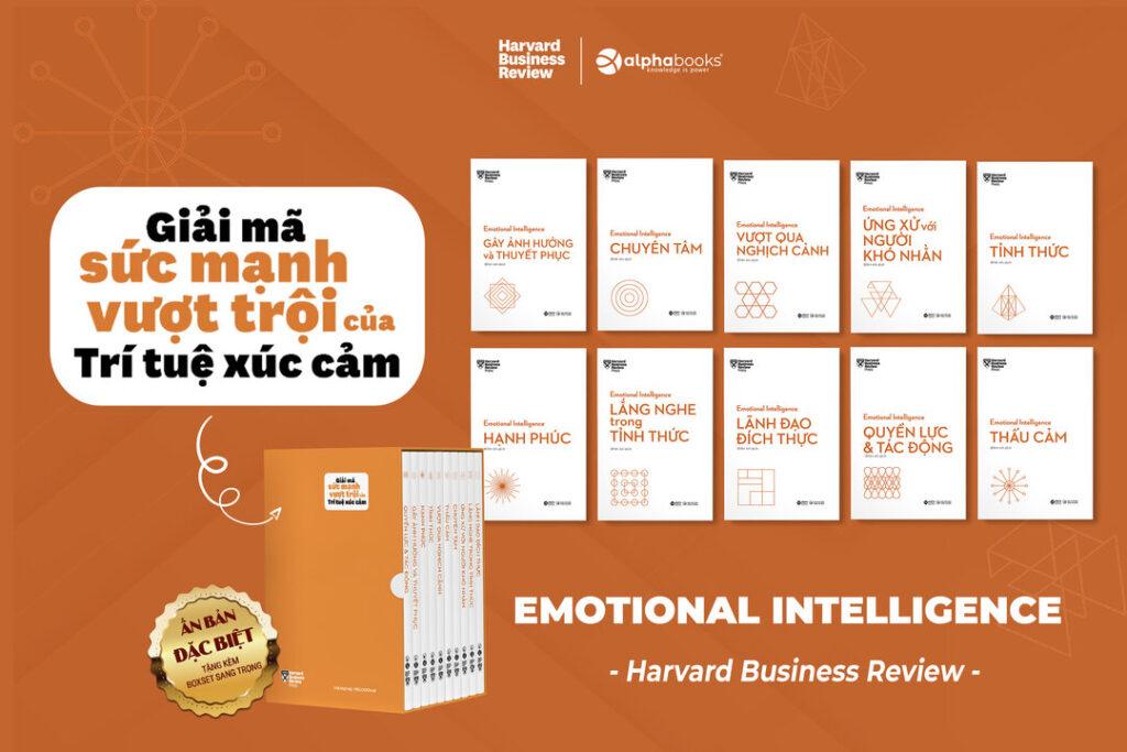 Giới thiệu HBR Emotional Intelligence - Trí Tuệ Xúc Cảm