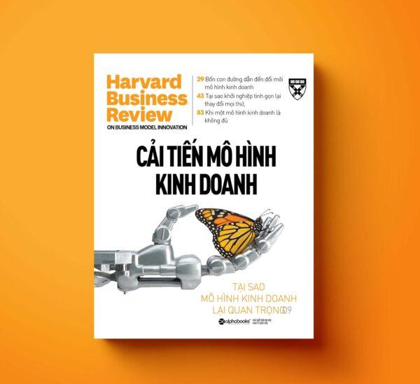 HBR OnPoint 2021 - Cải Tiến Mô Hình Kinh Doanh